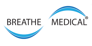 Breathe Medical Sticky Logo
